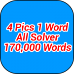 4 Pics 1 Word All Words Cheat