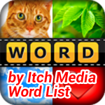 What's the Word by Itch Mania Answers Words List