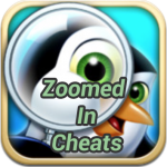 Zoomed In Cheats