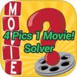 4 Pics 1 Movie Cheats