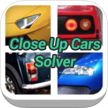 Close Up Cars Solver