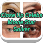 Close Up Celebs Movie Star Solver