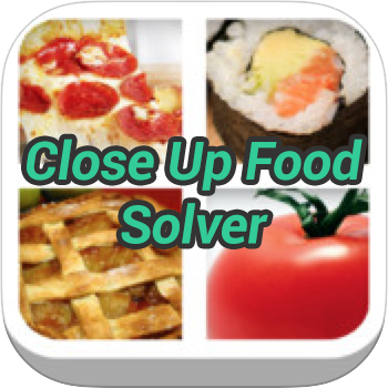 Close Up Food Solver