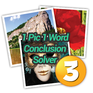 1 Pic 1 Word Conclusion Solver